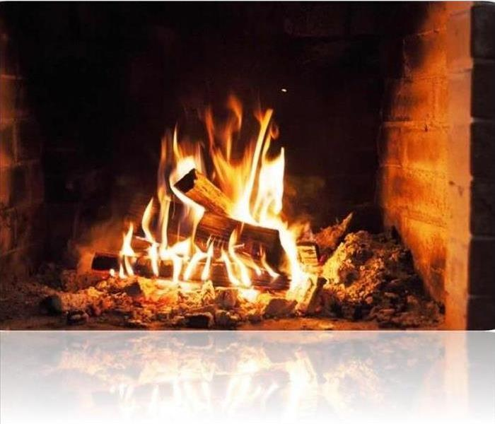Fire Damage Stay warm without disasters