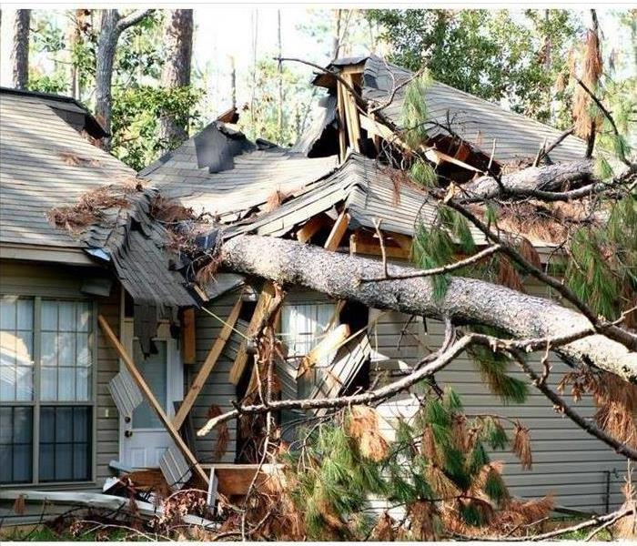 Storm Damage Dealing with Storm Damage