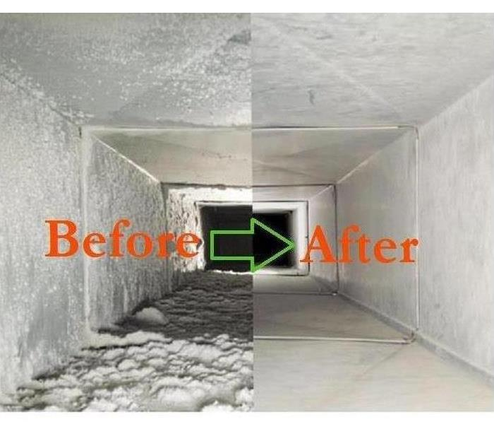 Why SERVPRO How's the air quality inside your home?