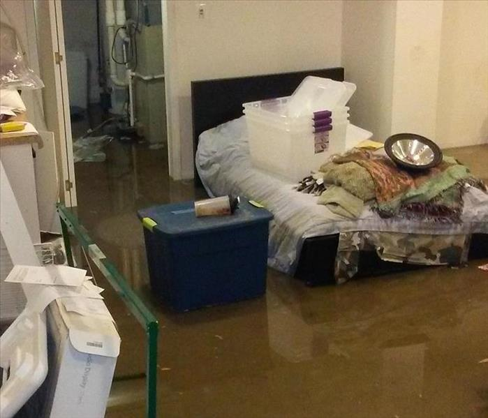 Water Damage Highland Park/Deerfield Residents: We Specialize in Flooded Basement Cleanup and Restoration!