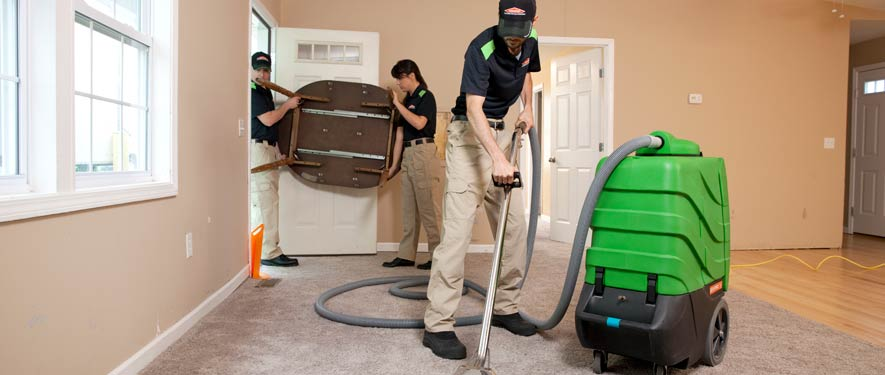 Highland Park, IL residential restoration cleaning